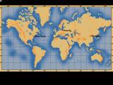 Ripley's Believe It or Not!: The Riddle of Master Lu DOS Flight from Peiping to Danzig on the world map