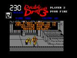 Double Dragon III: The Sacred Stones Amstrad CPC The old man speaks to you