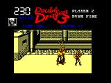Double Dragon III: The Sacred Stones Amstrad CPC Mission 3 - Japan