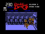 Double Dragon III: The Sacred Stones Amstrad CPC Now there are three of them