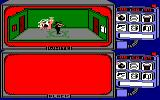 Spy vs Spy Amstrad CPC White loses the fight