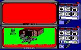 Spy vs Spy Amstrad CPC Black makes a quick getaway