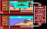 Spy vs. Spy: The Island Caper Amstrad CPC Map of the island