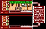 Spy vs. Spy: The Island Caper Amstrad CPC White and Black do battle