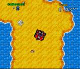 Micro Machines 2: Turbo Tournament SNES Monster Truck Bonus Stage