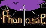 Phantasie Commodore 64 Title