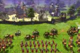 Age of Empires III (Collector's Edition) Windows The Story of Age of Empires III Movie - A siege.