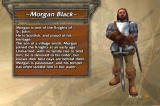 Age of Empires III (Collector's Edition) Windows Characters Bios - Morgan Black.