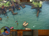 Age of Empires III Windows We must defend this port, until U.S. Navy arrives.
