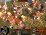 Age of Empires III Windows The Portuguese city of Lisbon.