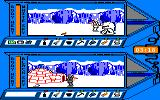 Spy vs. Spy III: Arctic Antics Amstrad CPC A polar bear scares White