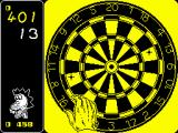 Pub Darts ZX Spectrum You start at 501 points and have to reach 0 points