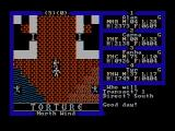 Exodus: Ultima III DOS Lord British tortures people? (CGA with composite monitor)