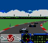 Formula One Game Gear Japanese GP