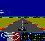 Formula One Game Gear French GP