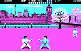 World Karate Championship PC Booter Two players fighting in London