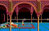 Prince of Persia Atari ST Find your beloved woman within a hour or everything will be lost.
