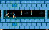Prince of Persia Atari ST First fight.