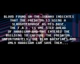 Predator 2 Amiga Level 4 Introduction