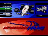 Newman/Haas IndyCar featuring Nigel Mansell Genesis Car setup in simulation mode