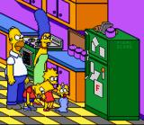 The Simpsons: Bart's Nightmare SNES Bart gets an F