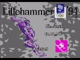 Winter Olympics: Lillehammer '94 Genesis Event description