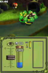 Shrek SuperSlam Nintendo DS Shrek passes gas (lol)