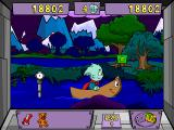 Pajama Sam's Lost & Found Windows Be sure to jump over obstacles!
