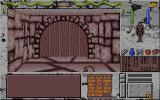 Towers: Lord Baniff's Deceit Atari ST Another closed door