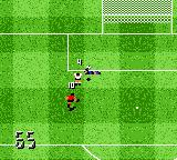 The F.A. Premier League Stars 2001  Game Boy Color Oh, that was close!