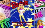 Barbie Super Model DOS Magazine Cover