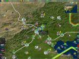 Supreme Ruler 2010 Windows Political/gameplay map sample : China, around Beijing