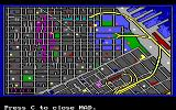 Manhunter 2: San Francisco DOS Beautiful San Francisco