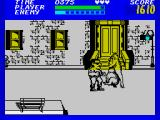 Bad Street Brawler ZX Spectrum They'll never make a monkey out of me