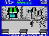 Bad Street Brawler ZX Spectrum I feel your fist, and I know it's out of love