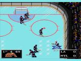 NHL '94 SEGA CD The game is identical to the cart version; the biggest difference is the digital audio crowd sound