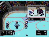 NHL '94 SEGA CD The only differences in graphics are some additional crowd animations