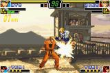 The King of Fighters EX: Neo Blood Game Boy Advance In spite of having found several means of escaping, King didn't get to avoid Ryo's Zanretsu Ken...