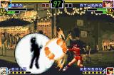 The King of Fighters EX: Neo Blood Game Boy Advance Simultaneous counter-attacks: Athena's New Psycho Reflector clashing Bao's DM Psycho Ball Crash: SP.