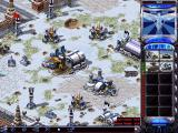 Command & Conquer: Red Alert 2 Windows A battered allied base