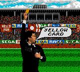 Ultimate Soccer Game Gear Yellow card
