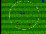 Ultimate Soccer SEGA Master System Kick-off