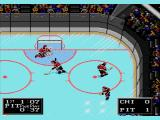 NHLPA Hockey '93 Genesis Tough save
