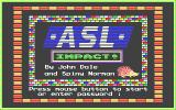 Blockbuster Atari ST Title screen
