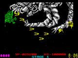 Dragon Breed ZX Spectrum The first boss