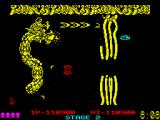 Dragon Breed ZX Spectrum Look at those slimy things
