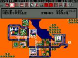 SimCity Amstrad CPC It's getting bigger...