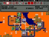SimCity Amstrad CPC Someone at the power plant didn't do his job properly