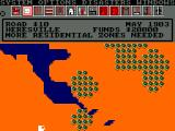 SimCity Amstrad CPC Looks like a good place to build a city