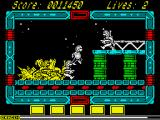 NorthStar ZX Spectrum Don't get too close to them